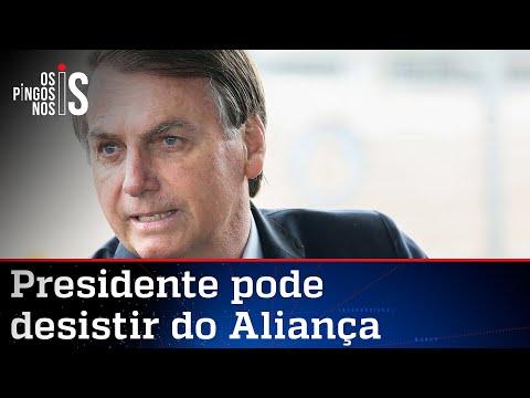 Bolsonaro vai voltar ao PSL?