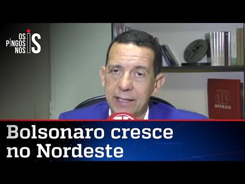 José Maria Trindade analisa números do Datafolha