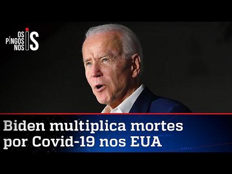 Joe Biden tem dia de Atila Iamarino