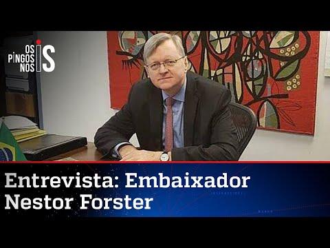 Conheça o novo embaixador do Brasil em Washington