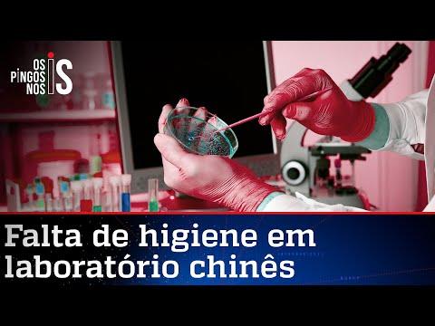 Bactéria escapou de laboratório na China