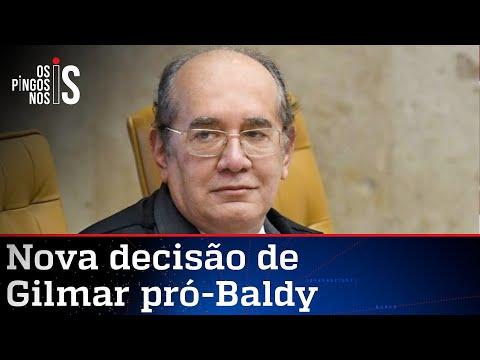 Gilmar suspende ação contra Baldy, secretário de Doria